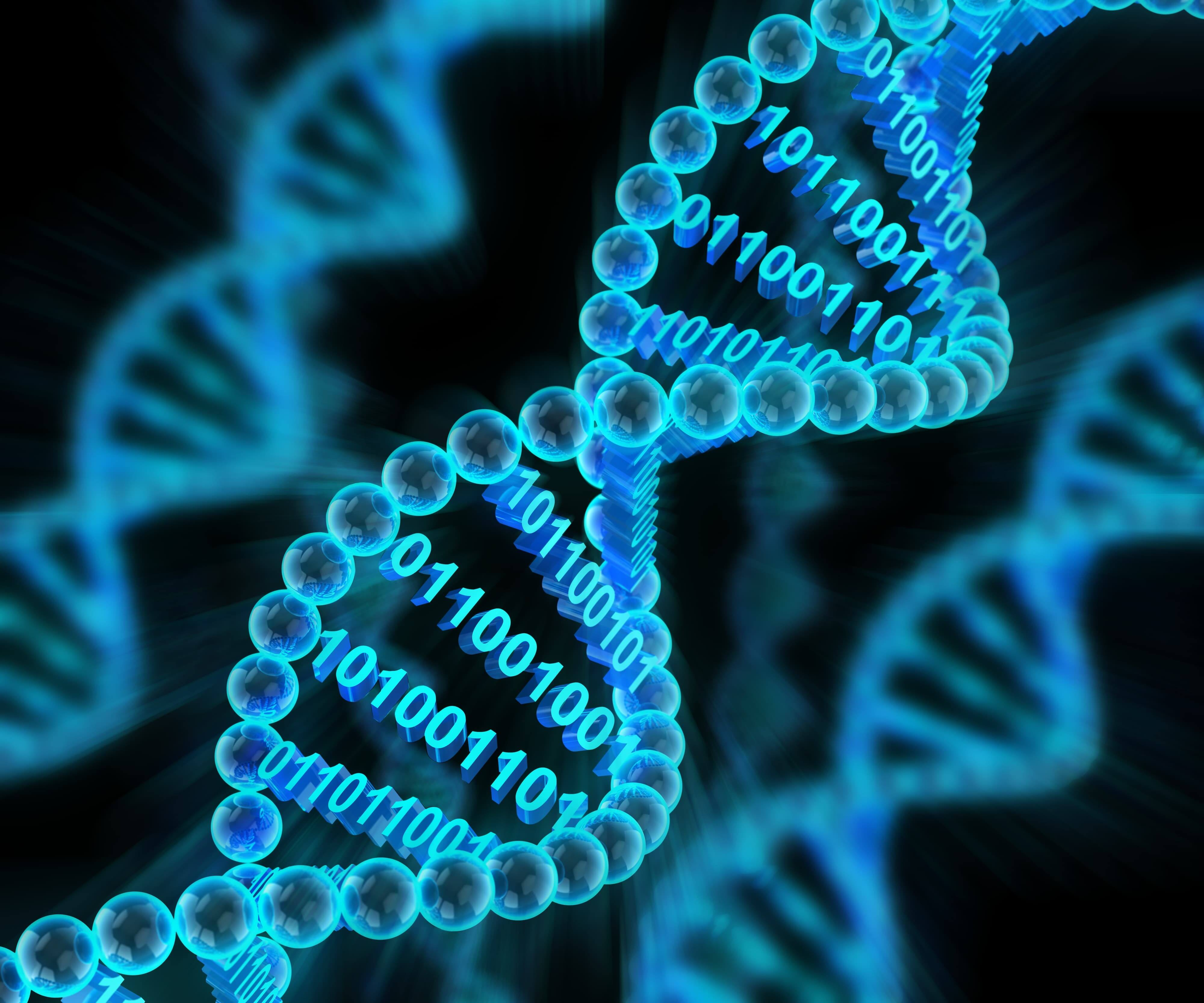 DNA as data storage