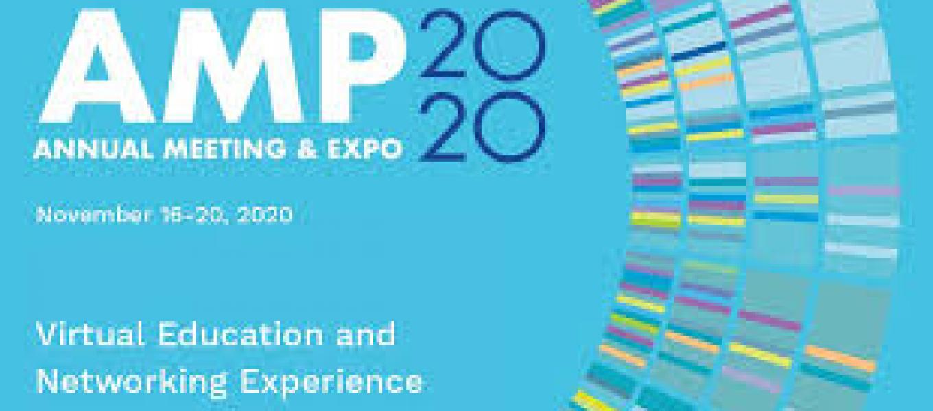 AMP Annual Meeting 2020