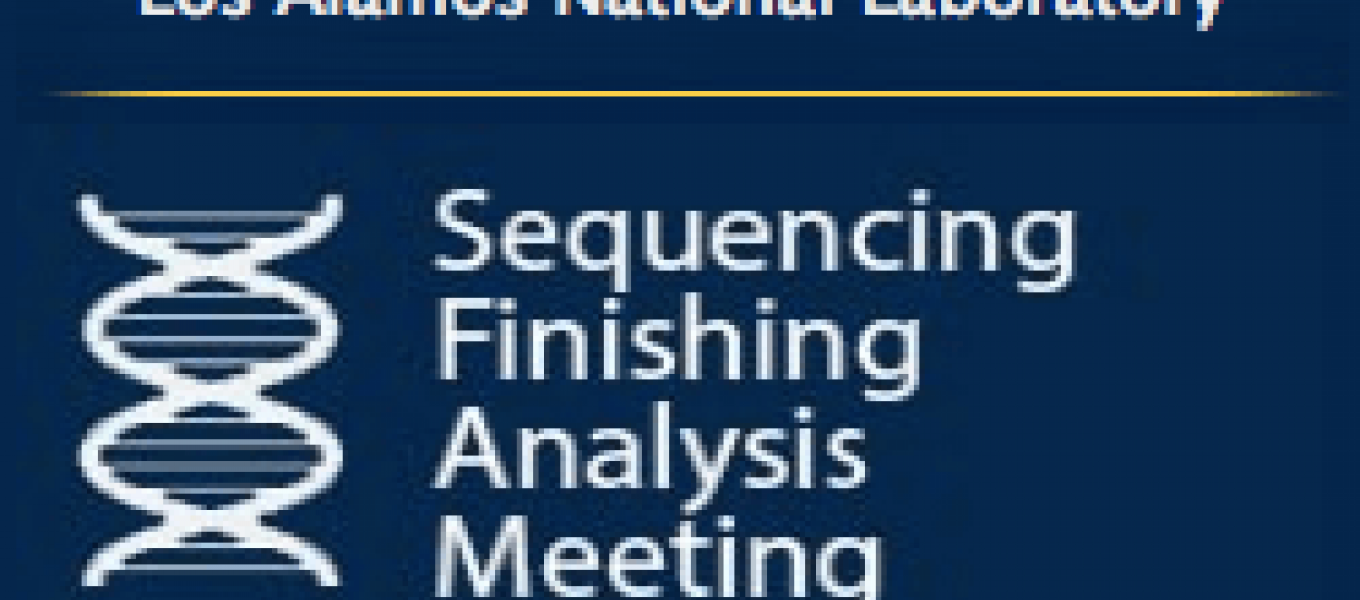 Sequencing, Finishing, and Analysis in the Future Meeting