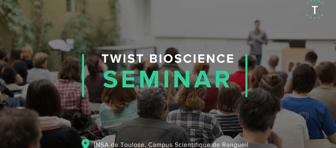 Twist Bioscience Seminar at TWB